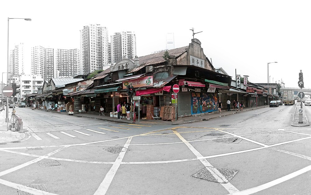 sketch 001 _ fruit market by hkavmode