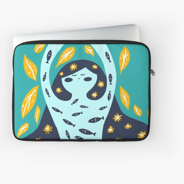 Mother Earth Laptop Sleeve