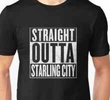 Straight outta Starling City Unisex T-Shirt