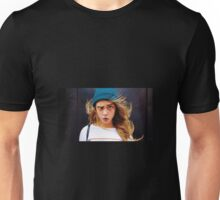 crazy face (Cara Delevingne) Unisex T-Shirt
