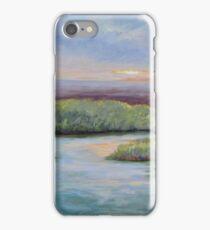 Soledad (lone tree in a Kenyan Landscape) iPhone Case/Skin