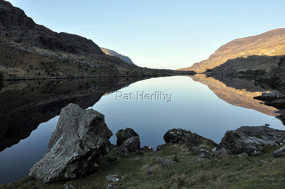 Gap of Dunloe, Killarney, Ireland, 2 by Pat Herlihy