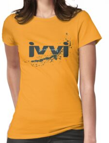jvvj just surf Womens Fitted T-Shirt