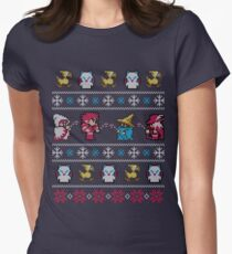 Winter Fantasy Women's Fitted T-Shirt
