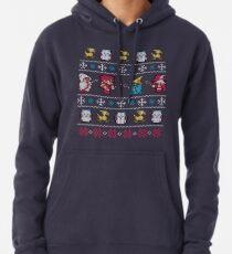 Winter Fantasy Pullover Hoodie