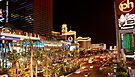 Bright Lights....City Nights by Helen Vercoe