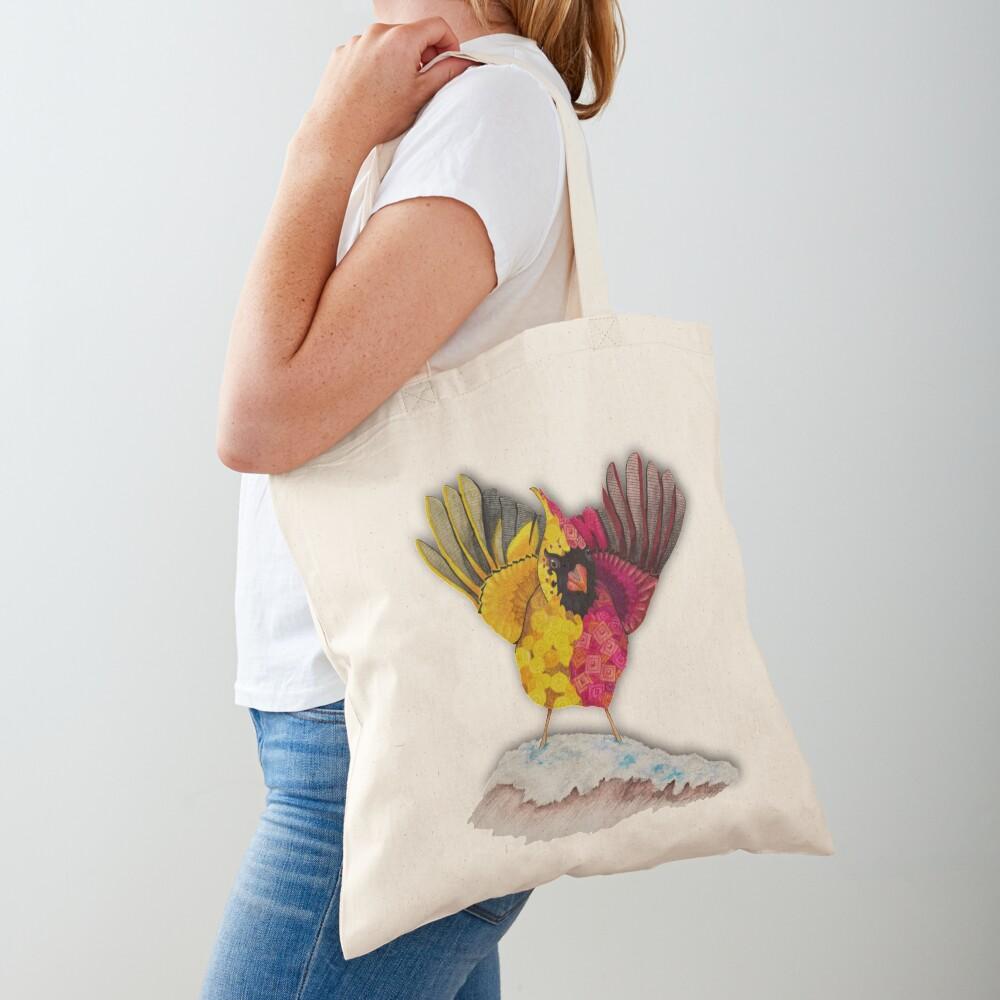 Cardinal Duality Tote Bag