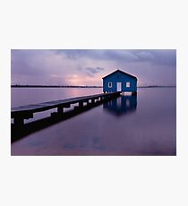 On the Swan River  Photographic Print