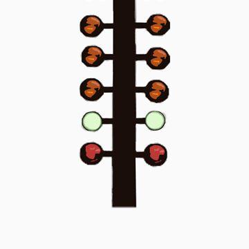 Drag Strip Lights by chowman29