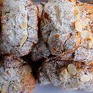 Almond Croissant by Janie. D