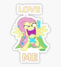 Flutter Rage Sticker