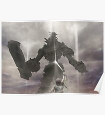 Calm Giant  Poster