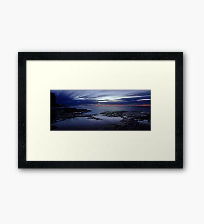 Bangalley Light Framed Print