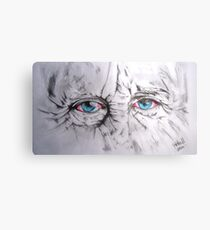 The eyes! Canvas Print