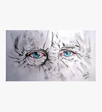 The eyes! Photographic Print