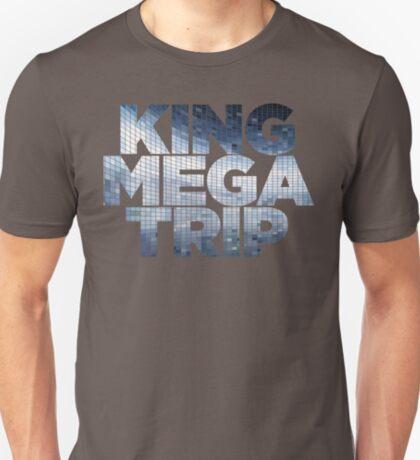 King Megatrip Neo Logo - Mosaic T-Shirt
