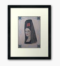 Elena Framed Print