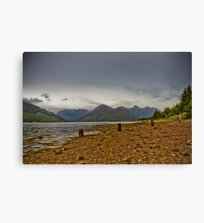 Five Sisters Canvas Print