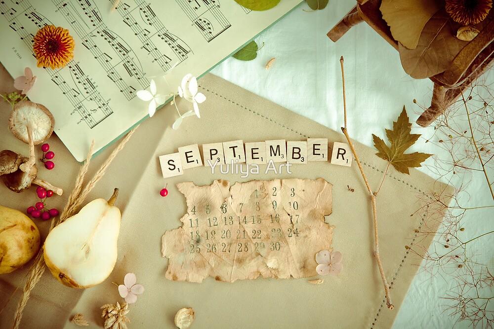 September by Yuliya Art