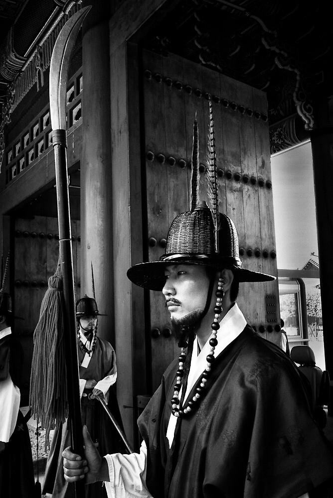 Korean Guard by tom2u455
