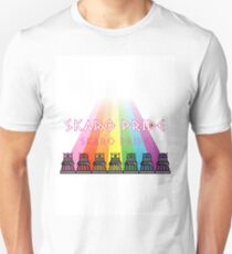Skaro Pride Unisex T-Shirt