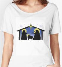 Skaro Nativity Women's Relaxed Fit T-Shirt