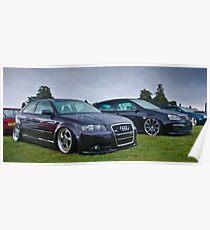 Audi A3 Poster