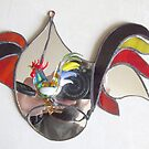 Colored Cock in Wonderland by cishvilli
