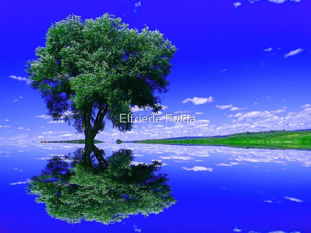 The Tree ! by Elfriede Fulda