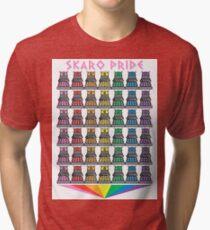 Skaro Pride March Tri-blend T-Shirt
