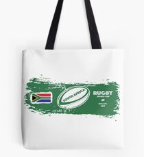 South Africa Rugby World Cup Supporters Tote Bag