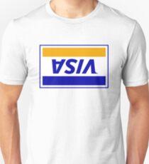ASIA Card Unisex T-Shirt