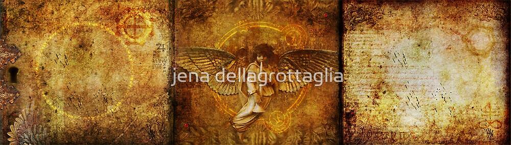 Eterna CD Cover by jena dellagrottaglia