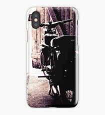 Schwalbe of the manufacturer Simson - Study 10 iPhone Case/Skin