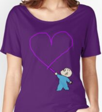 harold and the purple heart Women's Relaxed Fit T-Shirt