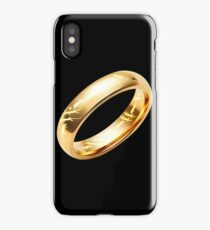 Reptile Ring to Rule Them All iPhone Case