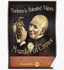 BioShock Infinite – Murder of Crows Poster Poster