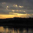 Magical Sunrise by Gloria Abbey