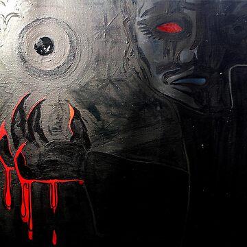 """""""Eye of Horus"""" by samsydonia"""