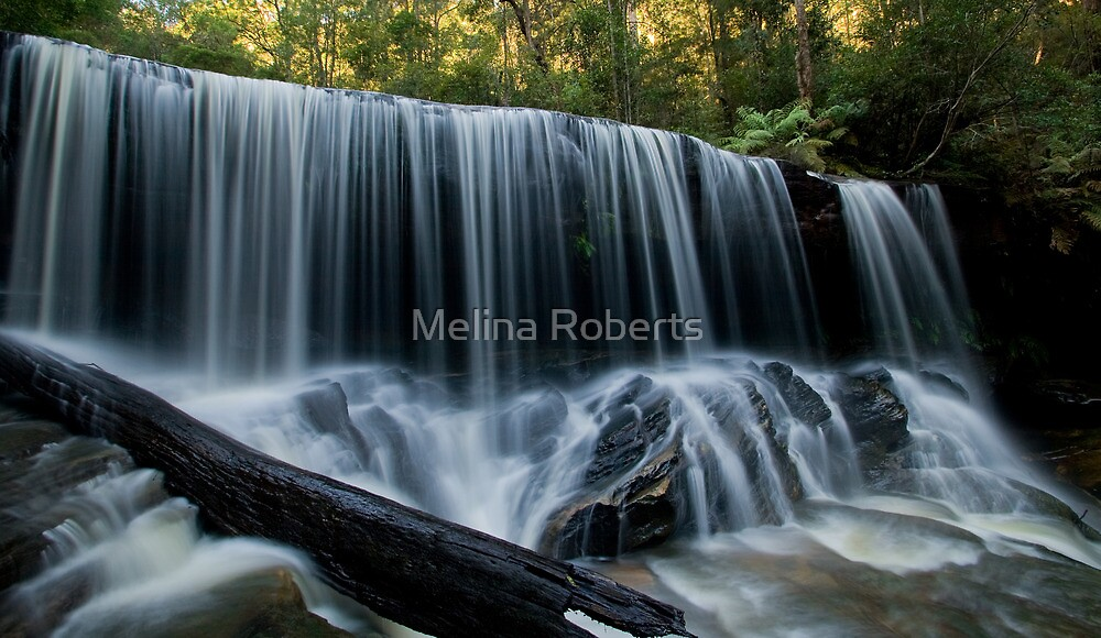 Somersby Falls  by Melina Roberts