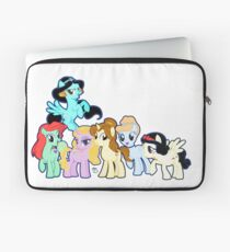 Ponified Princess Laptop Sleeve