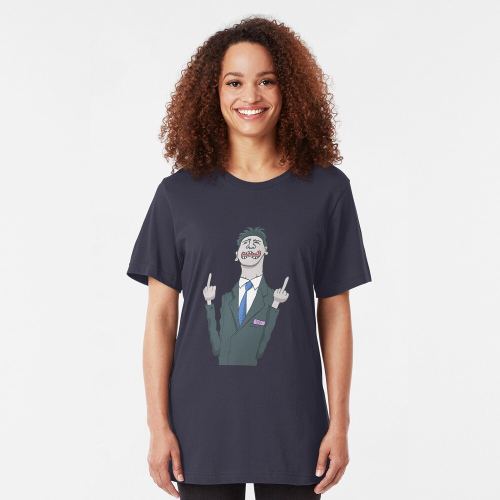 Lord insult Slim Fit T-Shirt