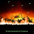 The World Now Belonged To The Martians by Andrew Wells