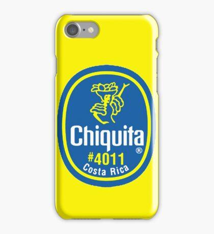 Chiquita Banana iPhone Case/Skin