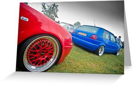 Red & Blue by Adam Kennedy