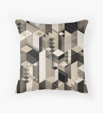 Skyscrapercity Throw Pillow
