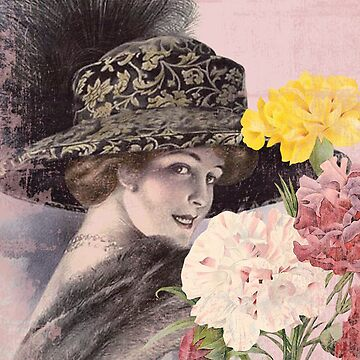 Chic Hats 1 by CalicoCollage