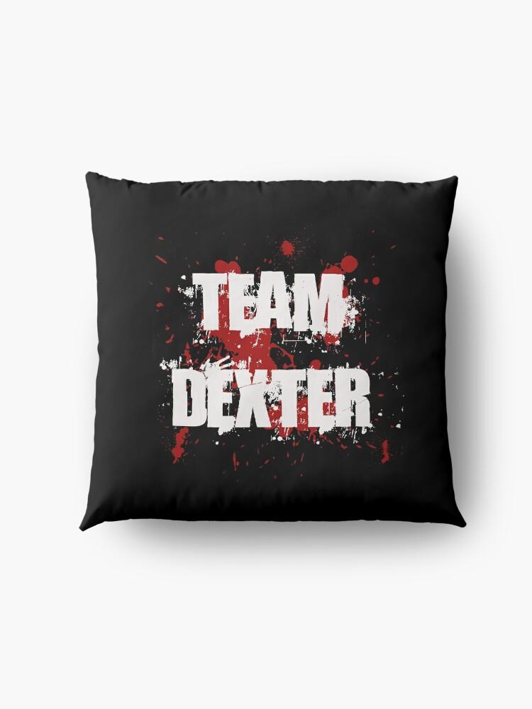 Alternate view of Team Dexter Floor Pillow