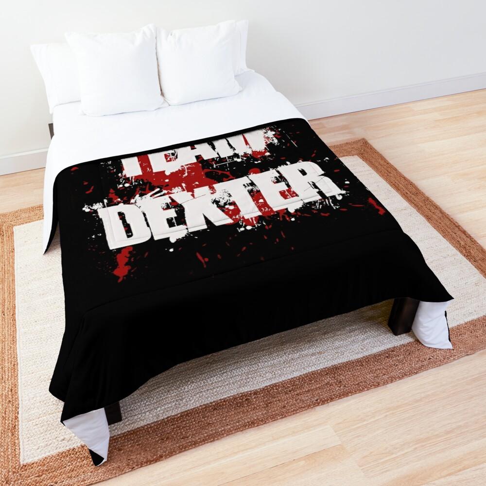 Team Dexter Comforter