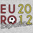 España Euro 2012 Champions! 3 by albertot